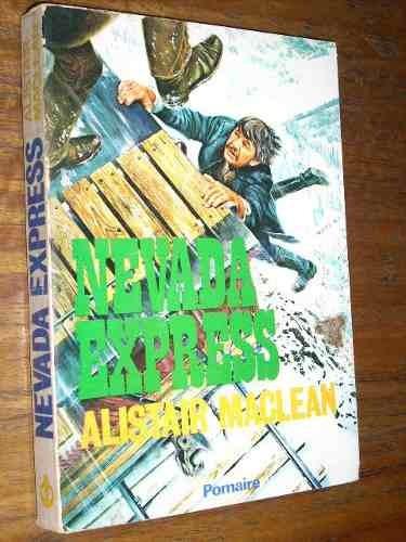 nevada express - alistair maclean