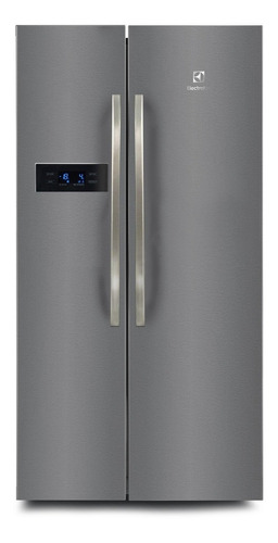 nevecon side by side electrolux erso52b3hqs 510l