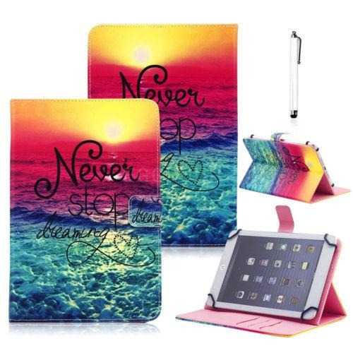 Never Stop - Kindle Fire Hd 7 (4th Gen 2014) - Tapa Uni-5932