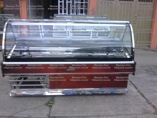 nevera carnicera, gondola, congelador, enfriador, exhibidor