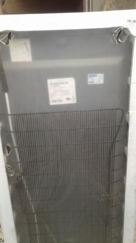 nevera  centrales de 287 litros  color gris  nueva  para est