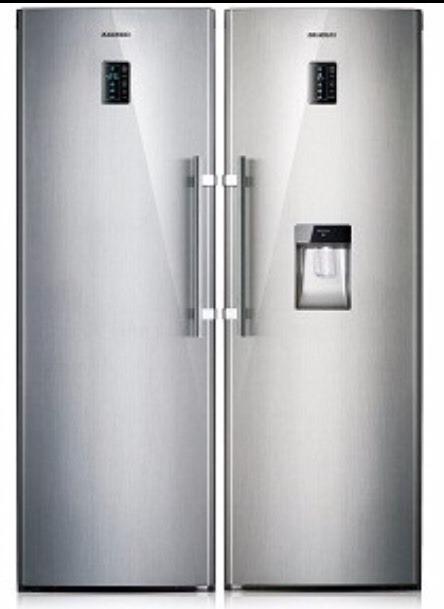 Nevera y congelador samsung nuevos bs en - Nevera congelador dos puertas ...