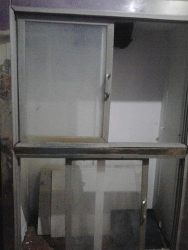 nevera de 4 puertas usada en buenas condiciones sin motor