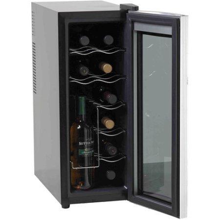 nevera de vinos 12 botellas  avanti thermoelectric