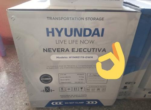 nevera ejecutiva 1.7 pies hyundai garantía delivery
