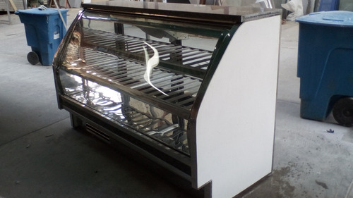 nevera exhibidora 4 y 6 puertas, panaderia, charcuteria