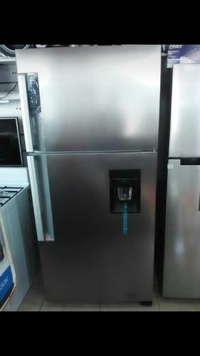 nevera frigidaire 19 pies smart con dispensador acero nueva