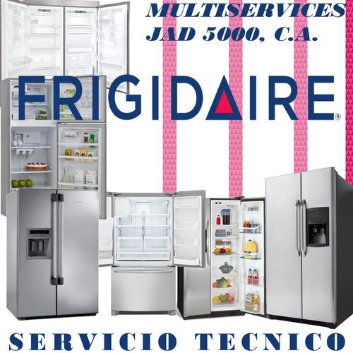 nevera frigidaire servicio técnico autorizado repuestos