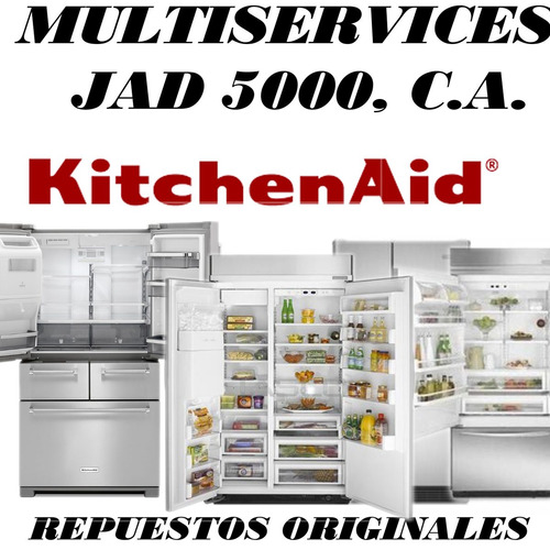 nevera kitcheaid servicio técnico autorizado repuestos