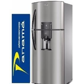 nevera mabe 15 pies 400 litros gris dispensador no frost fac
