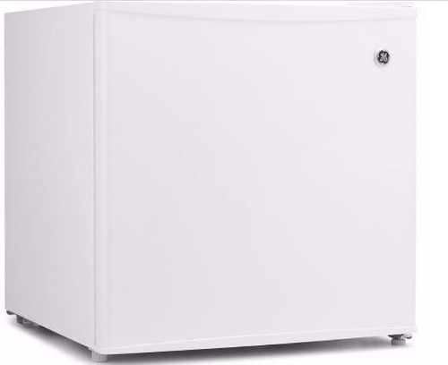 nevera minibar general electric 50 lts gris con negro