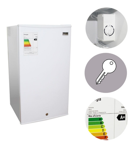nevera refrigerador frigobar calma 93lt 15527 / fernapet