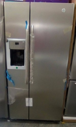 nevera refrigerador side by side general electric