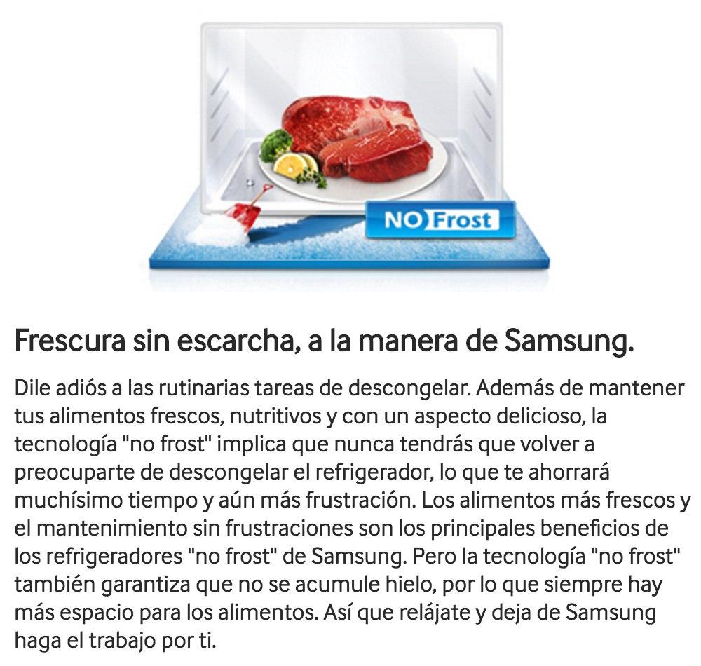 nevera samsung 16 pies bs 550 00 en mercado libre El Aire Acondicionado Aire Acondicionado Portatil
