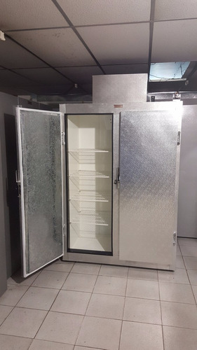 nevera utility 2 puertas conservación