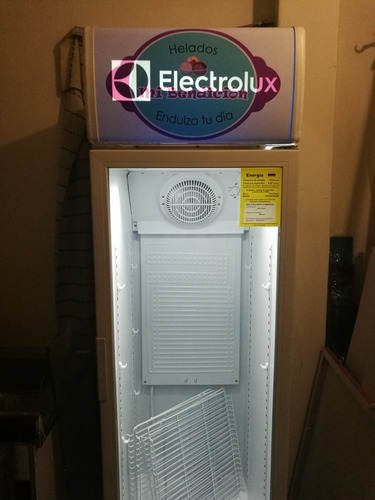 nevera vertical electrolux