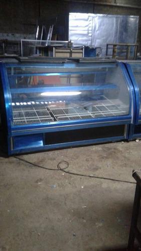 neveras 4 y 6 puertas charcuteros pasta seca y refrigerados.