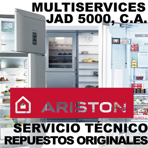 neveras ariston servicio técnico autorizado