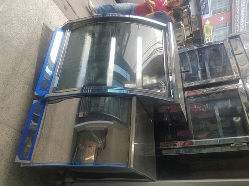 neveras gondolas verticales industriales para carnes