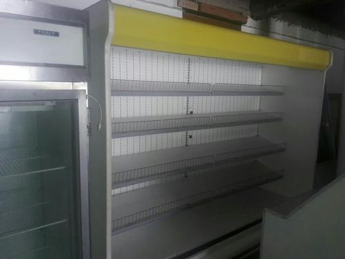 neveras y equipos para supermercados