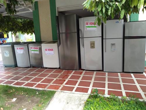 neveras y lavadoras