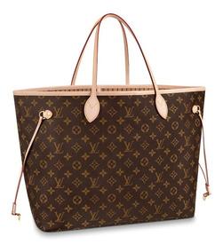 Neverfull Louis Vuitton Medium Size Empaque Original