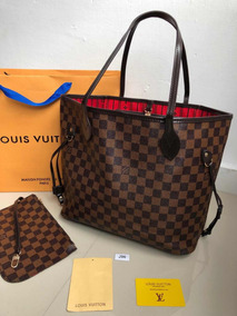 4fb2fa54d Bolsa Neverfull Clon Aaa - Bolsas Louis Vuitton Sin cierre en ...
