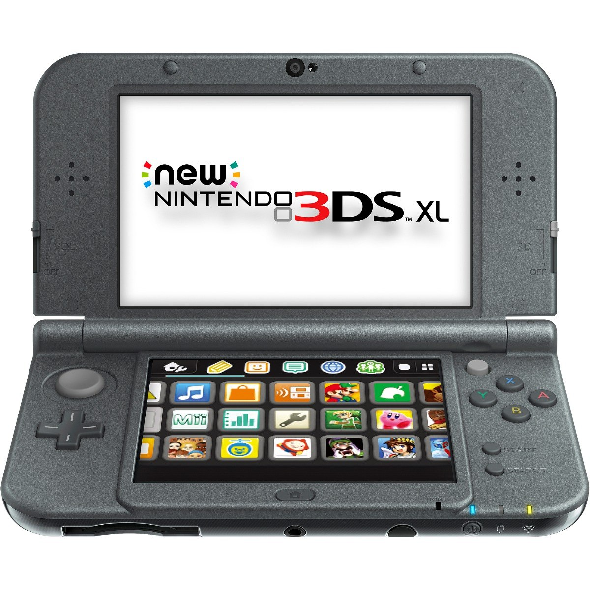 New 3ds Xl + Freeshop + Regalos: Cargador Y Mica Pantallas
