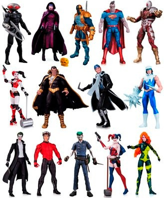 new 52 super villains crime syndicate suicide squad owlman