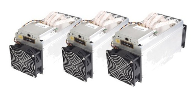 New Antminer A3 (blake2b Perfect To Mine Sia Family)