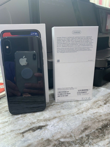 new apple iphone x 256gb 3gb ram