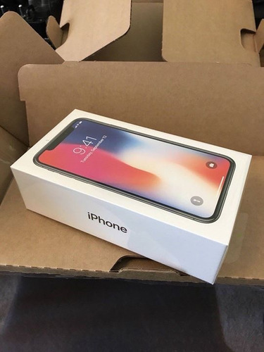 new apple iphone x 256gb