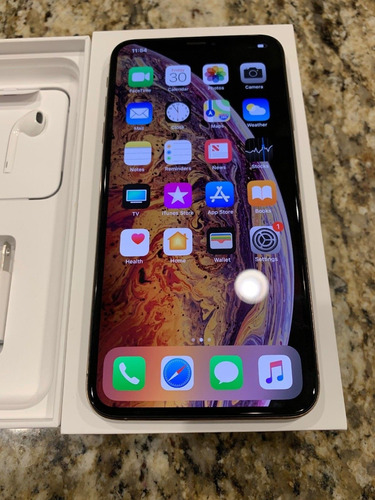 new apple iphone xs max 512gb 4gb ram