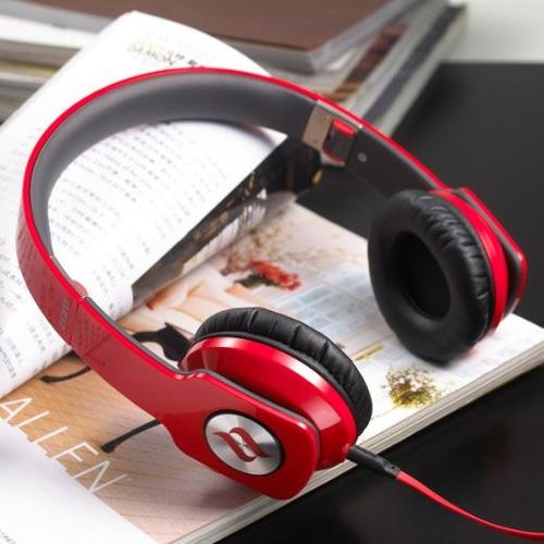 new audifonos noontec zoro fashion hi-fi alta fidelidad