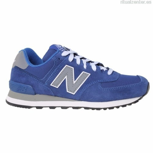 new balance 574 azules