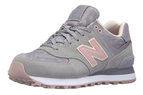 New Balance 574 Nouveau Gris Dama Originales (leer Descrip)