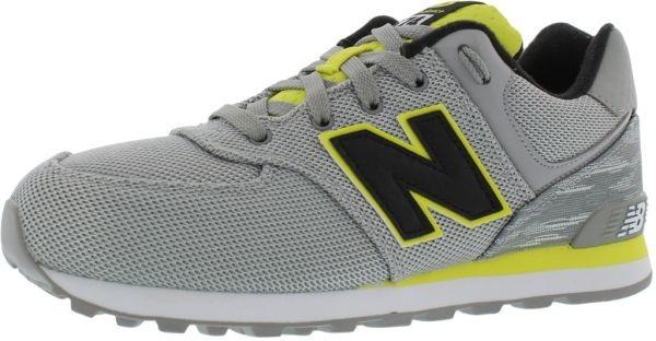 28e2445862080 New Balance 574 Unisex 100%originales Gris-amarillo - $ 2.900,00 en ...