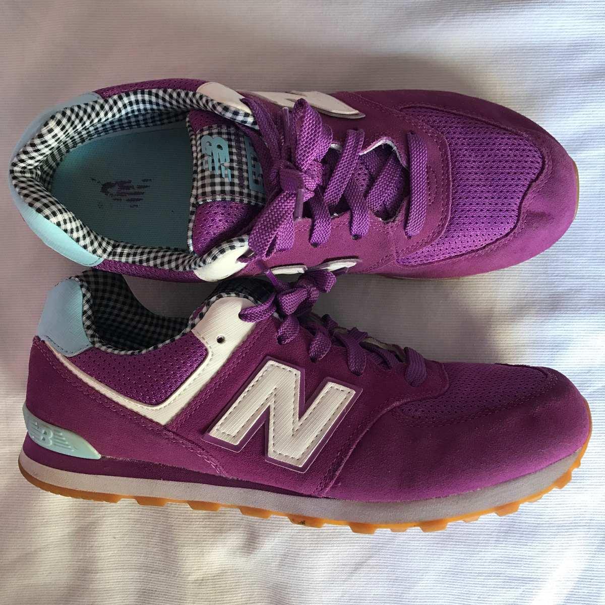 new balance mujer 38