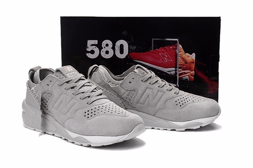 new balance 580 gris