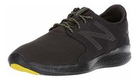 New Balance Boys Coast V3 Fuelcore Running Shoe Phantom Lim