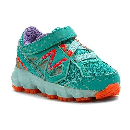 be4023babff New Balance Kv750 Hook And Loop Running Shoe (bebé   Niño Pe ...
