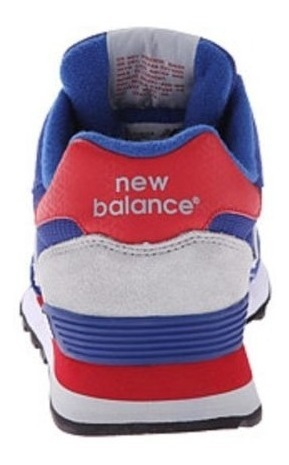 new balance azul rojo