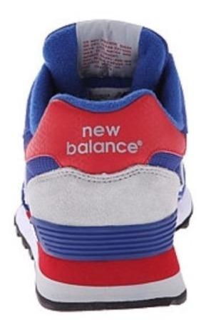 new balance rojo hombre