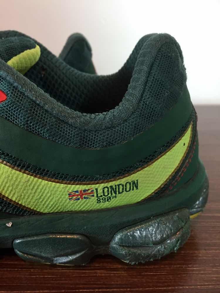 Carregando zoom... tênis new balance 41 london marathon 890 924597df19c7b