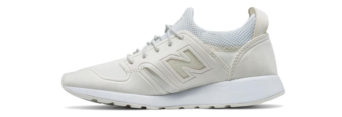 Tênis Casual New Balance 420 Feminino Branco - R  279 7f397227c97cb
