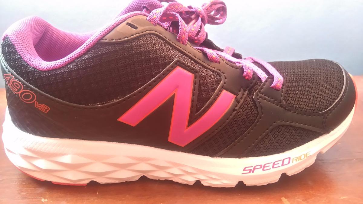 b821ad72c0d Cargando zoom. new balance 37 mujer zapatillas ...