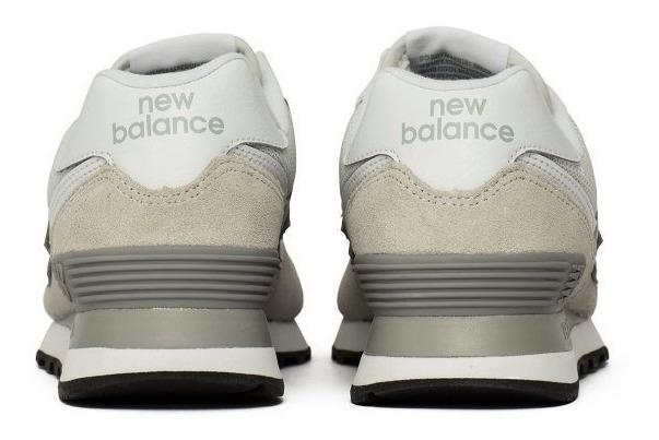 new arrivals 7c40b ef2af New Balance Wl574ew Moda Mujer Gris Urbanas