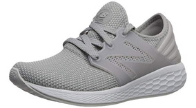 New Balance Women Cruz Fresh Foam Power Grey