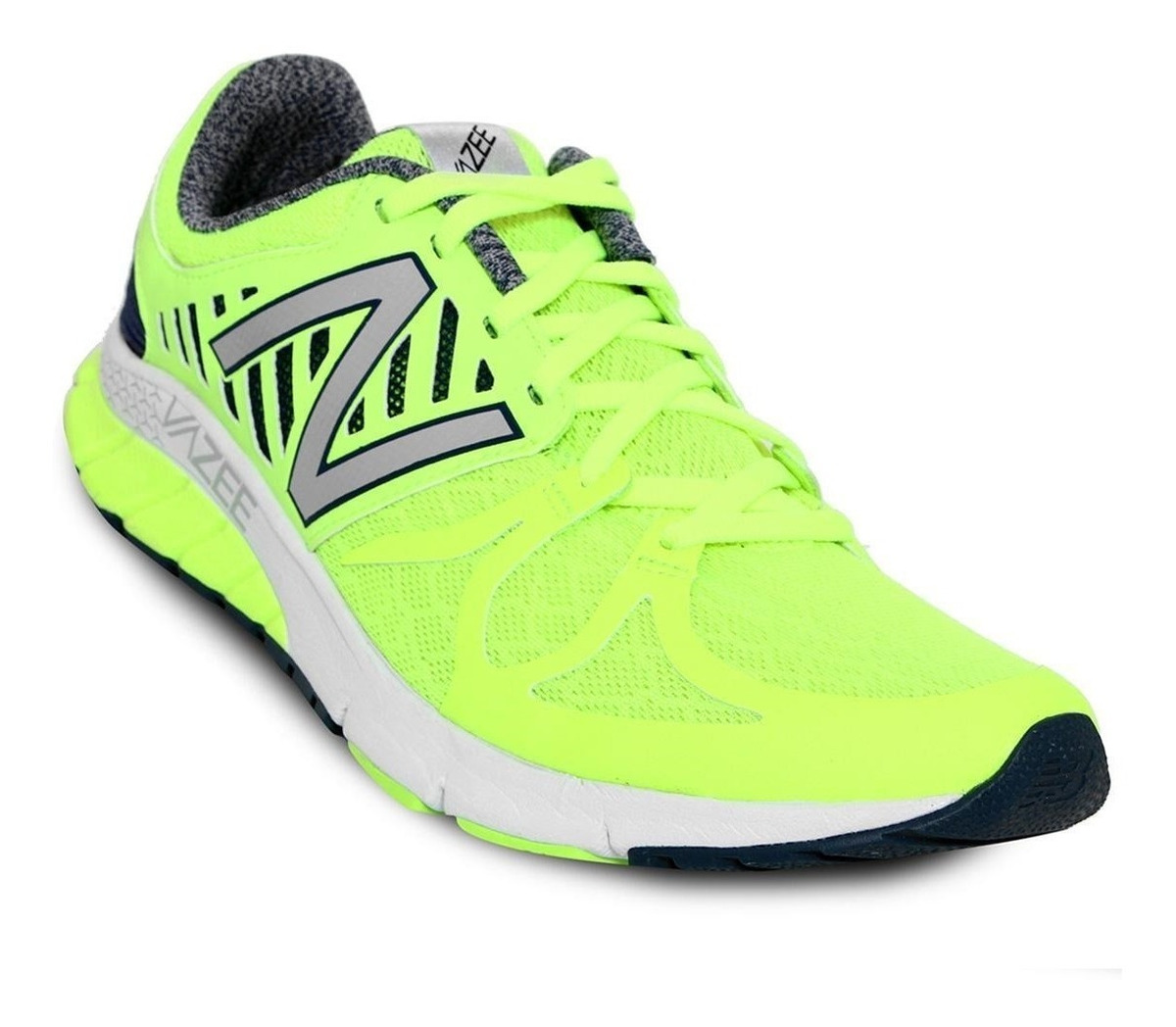nouvelle arrivee a234c d51df New Balance Zapatilla Running Hombre Vazee Rush Verde Fluo