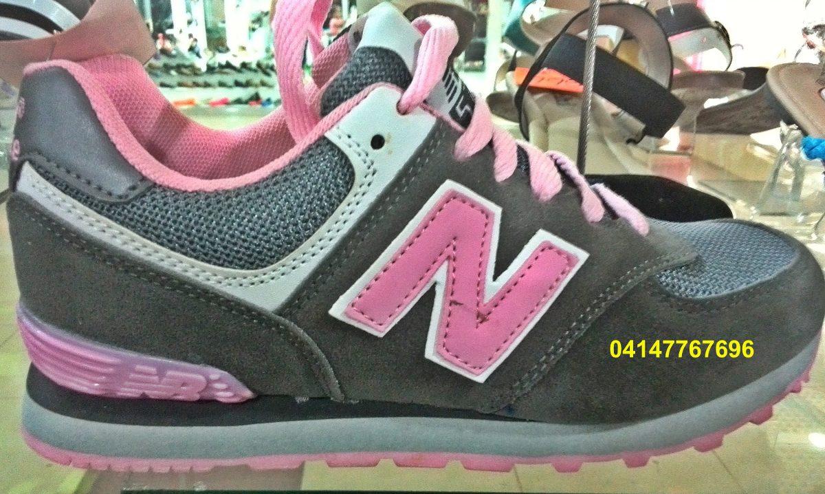 zapatos new balance de dama